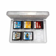 Game case holder for Nintendo 3DS, 2DS & DS 24 in 1 storage box travel | ZedLabz