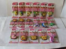 ASSORTED RUBBER KEY CHAINS BEST PRICE WITH SHIP L@@K !!
