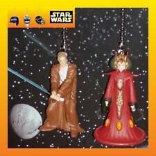 STAR WARS ANAKIN SKYWALKER & PADME AMIDALA, QUEEN OF NABOO FIGURES FAN PULLS