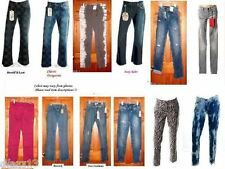 Juniors, Misses Lucky Brand & other Famous Brand Jeans
