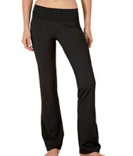 Yoga Pants W/ Flared Leg& FoldOver Waist-7 Colors S-M-L