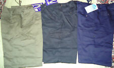 MENS ARMY CARGO COMBAT WORK TROUSERS WAIST 30 - 50 BNWT