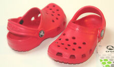 $28 Crocs Kids' Classic Cayman Red all size CLEARANCE