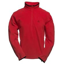 Mens Dare2b 'Fuseline' Red Micro Stretch Fabric Fleece.