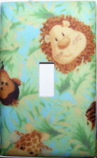 Jungle Babies Light Switch Plates & Electrical Outlets