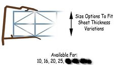 Sheet Closure for Polycarbonate 10mm x 2100mm