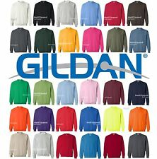 Gildan Heavy Blend Crewneck Sweatshirt 18000 2XL-5XL 50/50 cotton/polyester