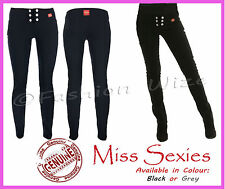 Ladies Skinny and Super Skinny Leg Trousers Sizes 6 8 10 12 14 16