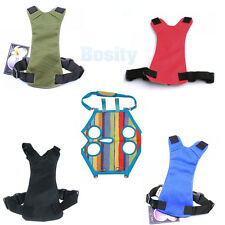 Dog Pet Safety Seat Belt Car Harness 3 in1 Multifunction Harness All SIZE CORLOR