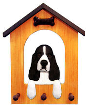 English Springer Spaniel Dog House Leash Holder. In Home Wall Decor Products.