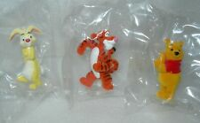 Disney Winnie The Pooh, Tigger & Friends Micro World Collectable Figures - BN&S