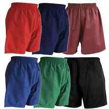 Quality School Uniform Unisex PE Cotton Shorts - IDEAL FOR FOOTBALL, RUGBY ETC
