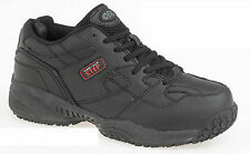Mens Wide Fitting Trainers Non Slip Oil Resistant Work Size 6 7 8 9 10 11 12 13
