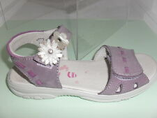 """RICOSTA """"Marion"""" Girls Lilac Leather Sandal"""