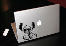 DISNEY LILO AND STITCH ALIEN MACBOOK CAR ART VINYL DECAL