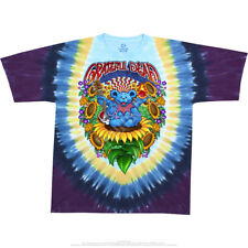 Grateful Dead Guru Bear M, L, XL, 2XL Tie Dye T-Shirt