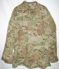 EUC GI Genuine Issue Army Multicam Uniform Shirt - Flame Resistant
