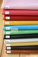 Pleather Faux Leather Sewing Fabric fr Purse handbags bags Making Supplies tool