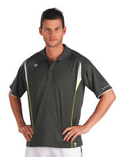 MASITA Polo Shirt Adult Size 'S'- New Unisex Performance Short Sleeve Sport Tops