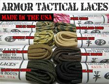 █ Armor Tactical Laces© █ Combat Tactical Boot Laces █ Choose your color █ NEW!!
