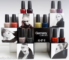 OPI NAIL POLISH ✿✿✿ GERMANY COLLECTION ✿✿✿ 12 Fabulous Shades 1 X 15ml