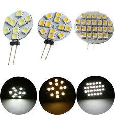 G4 White/Warm White 5050/1210 SMD 6/9/12/24 LED Light Marine Boat Lamp Bulb 12V