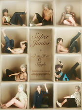 SUPER JUNIOR - Sexy, Free & Single (6th Album : Type B) [CD + Poster + Gift ]