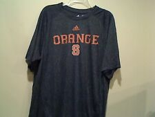 Adidas Syracuse Climalite Running  Shirt  Save 25%!!   Large    University