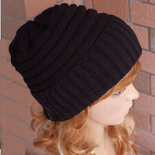 Free Shipping Cool Mens Women  Winter Wool Cap Snow Hat New Arrival  H1005