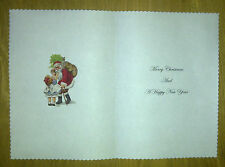 Christmas card Inserts pack of 20