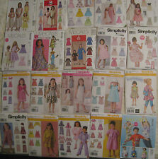 Girls' Dresses~Jacket~Pants~Top~Shorts Pattern~Boy/Girl Top,Appliques~Size 2-14