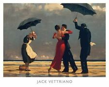 "Jack Vettriano ""The Singing Butler"" High Quality Print"