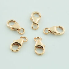 5.5x8.2MM 14K Gold Filled Lobster Clasp with Jump Rings