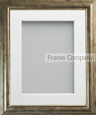 Frame Company Turnbull Range Pewter Picture Photo Frames With Mount