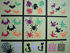 Your Choice Halloween Martha Stewart Fiskars Paper Die Cut Punches Bat Witch Cat