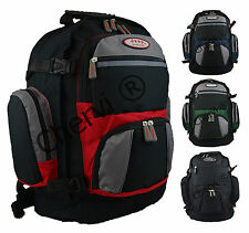 "New Jeep 15"" High Quality College Work Laptop Backpack Rucksack Bag Hand Luggage"