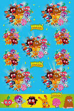 NEW BOYS MOSHI MONSTERS BIRTHDAY PARTY TABLEWARE