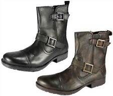 Mens Redtape Haddington Black or Brown Leather Ankle Boots UK 7-12