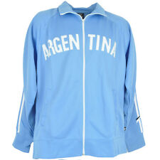 Argentina AFA Track Jacket Soccer Flag Futbol Football Zipper Sweater 10 Messi