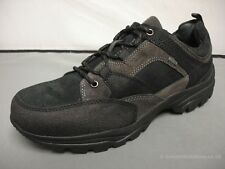 Men's Sioux Fraser-Gore Black/Grey Gore-Tex Leather Walking Shoes UK 7.5-12 G