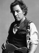 Bruce Springsteen poster large A1/A2/A3. on H/Q photo paper various sizes 1207