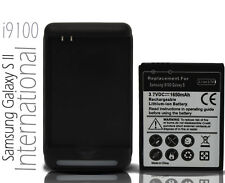 1650mAh Replacement Battery For Samsung Galaxy S2 S II i9100 (International)