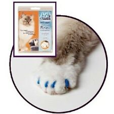 Soft Claws Paws Nail Caps for Cats Kittens CLS Cleat Lock System SIZE & COLOR