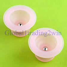 2 4 6 8 10 pcs Chinese Medical Silicone Vacuum Massage Cups Eliminate Fatigue