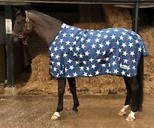 Stars Lightweight Turnout Rug - ALL SIZES from 3'6 to 7' !! Suit Foal to Horse!