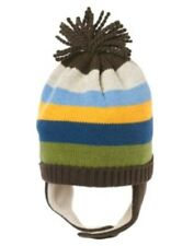 GYMBOREE CHOO CHOO BABY MULTI COLOR STRIPE SWEATER HAT 0 3 6 12 18 24 NWT