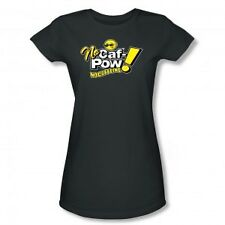 OFFICIAL No CAF-POW NCIS LOGO Abby Scuito T-SHIRT NEW WITH TAGS LOOK GREAT GIFT