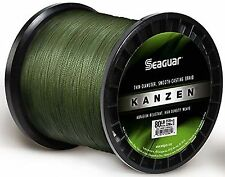 Seaguar Kanzen Braid Bulk Spool 2500yds! CHOOSE YOUR SIZE