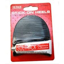 Mens/Ladies Soltrack DIY Stick On Heels With Glue Shoe Repair Kit