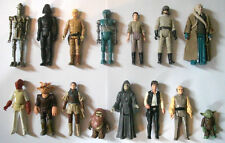 VINTAGE STAR WARS ORIGINAL KENNER ACTION FIGURES – COND. C8/C9 – MANY TO SELECT
